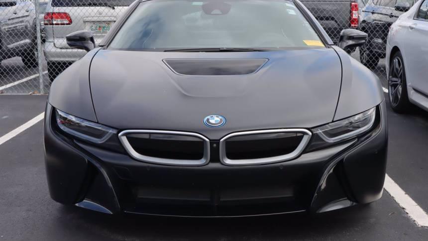2017 BMW i8 WBY2Z2C36HV676577