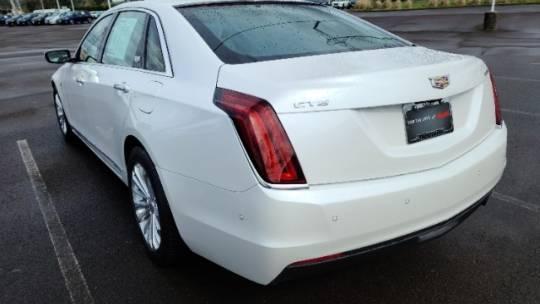 2018 Cadillac CT6 LREKK5RX8JA012796