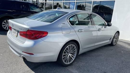 2018 BMW 5 Series WBAJB1C5XJB085086