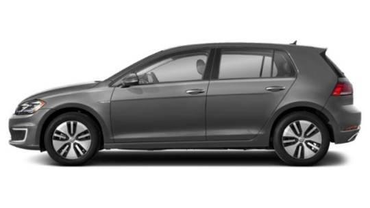 2019 Volkswagen e-Golf WVWKR7AUXKW902261
