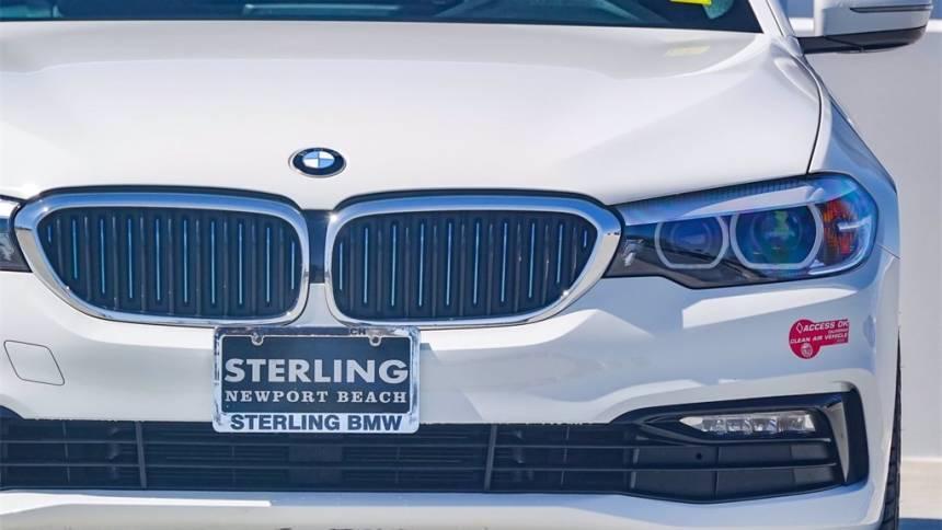 2018 BMW 5 Series WBAJA9C57JB249444