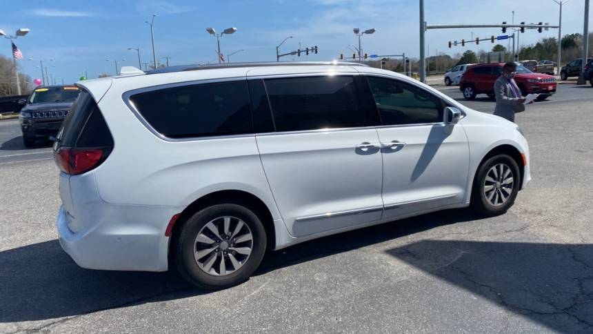 2020 Chrysler Pacifica Hybrid 2C4RC1N74LR267713