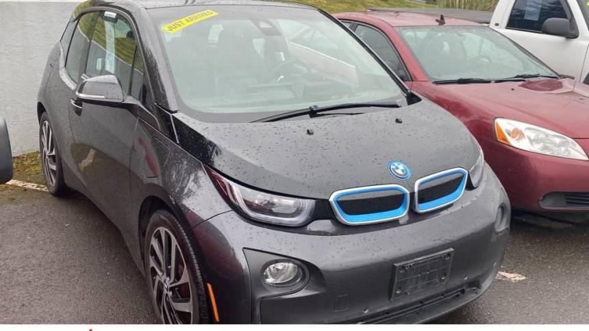 2014 BMW i3 WBY1Z4C55EV275932