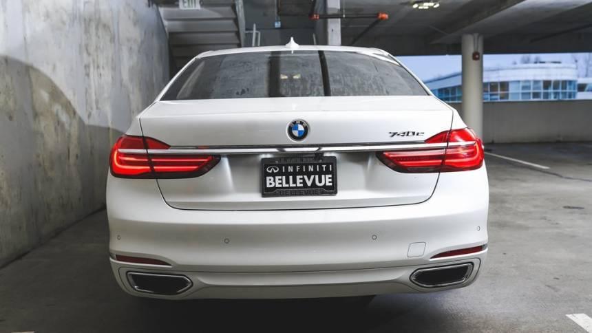 2018 BMW 7 Series WBA7J2C53JG938157