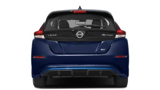 2019 Nissan LEAF 1N4AZ1CP4KC308109