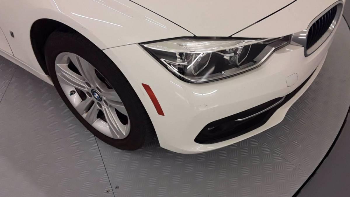 2018 BMW 3 Series WBA8E1C50JA178646