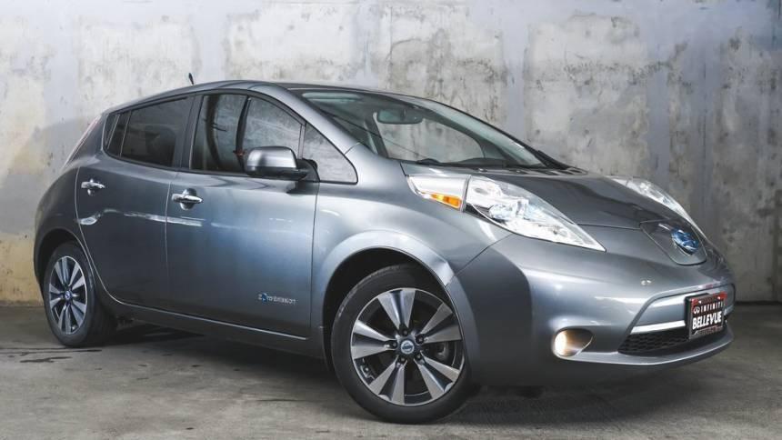2014 Nissan LEAF 1N4AZ0CP8EC339247