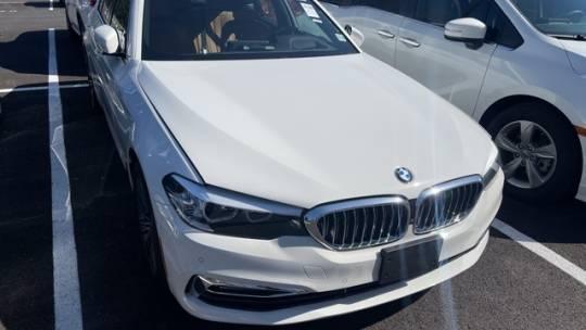 2018 BMW 5 Series WBAJB1C54JB083897