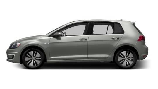 2016 Volkswagen e-Golf WVWKP7AU8GW916611