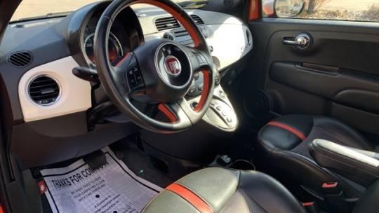 2015 Fiat 500e 3C3CFFGE2FT741167