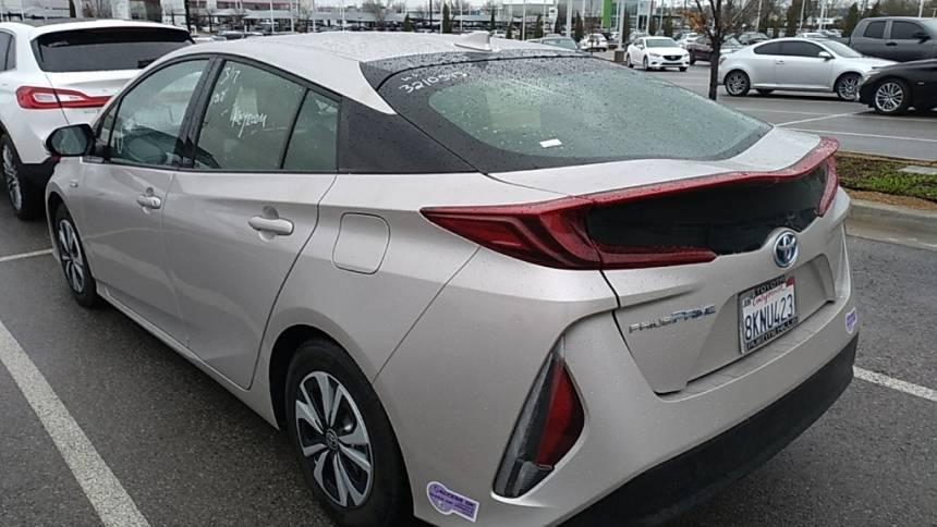 2019 Toyota Prius Prime JTDKARFP9K3118581