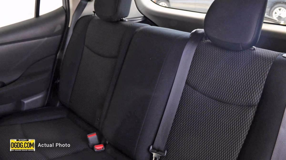 2015 Nissan LEAF 1N4AZ0CP2FC327743