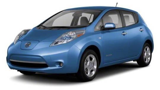 2012 Nissan LEAF JN1AZ0CP4CT019899