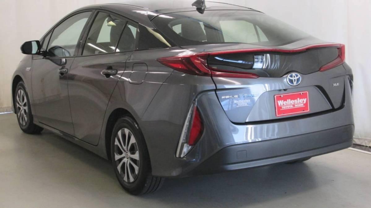 2020 Toyota Prius Prime JTDKARFP8L3141190