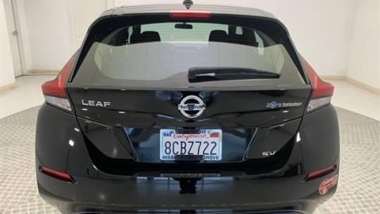 2018 Nissan LEAF 1N4AZ1CP0JC300636