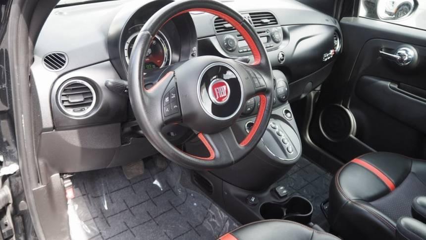 2015 Fiat 500e 3C3CFFGE2FT709674