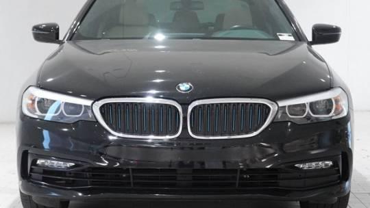 2018 BMW 5 Series WBAJA9C51JB250962