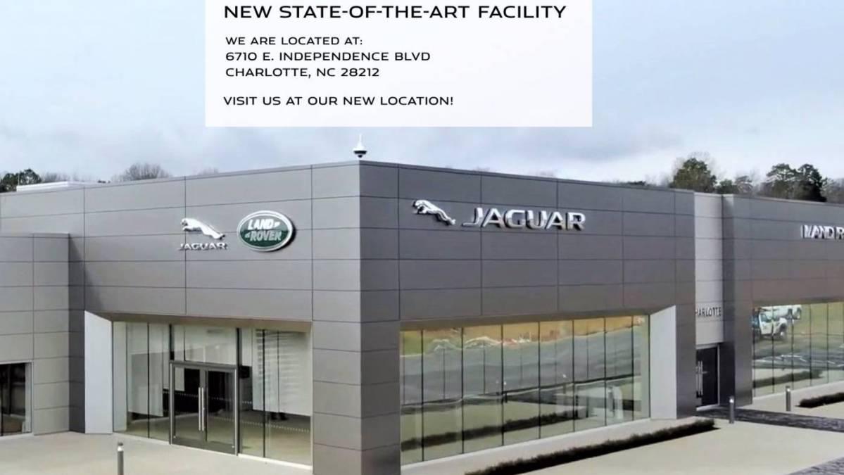 2020 Jaguar I-Pace SADHC2S11L1F85706