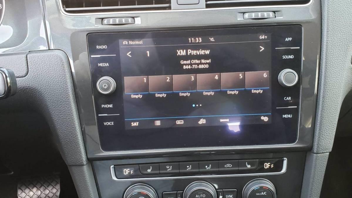 2019 Volkswagen e-Golf WVWKR7AU2KW902237