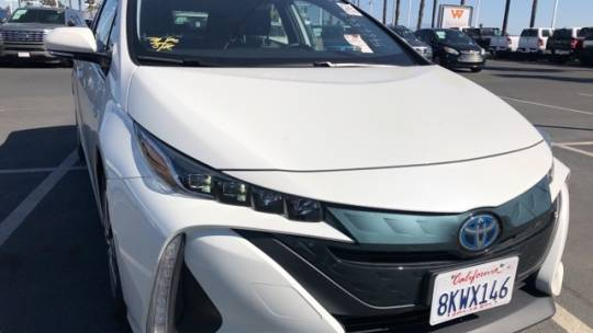 2020 Toyota Prius Prime JTDKARFP3L3120683