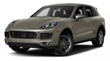 2017 Porsche Cayenne WP1AE2A27HLA69200