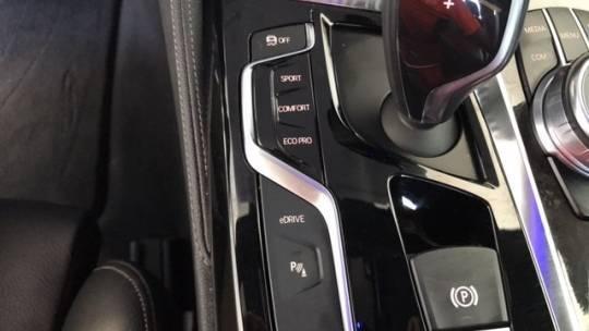 2018 BMW 5 Series WBAJA9C54JB249563