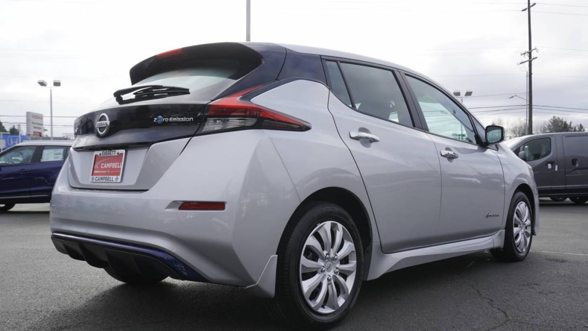 2019 Nissan LEAF 1N4AZ1CP2KC307248