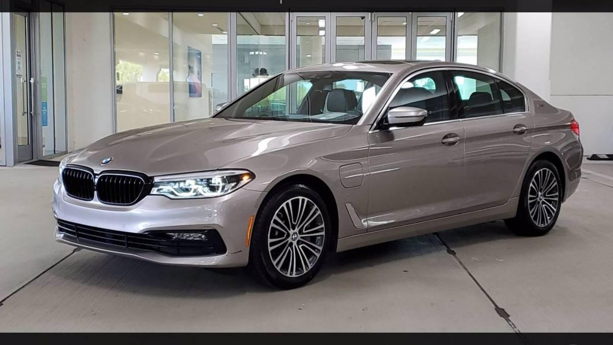 2018 BMW 5 Series WBAJA9C57JB250528