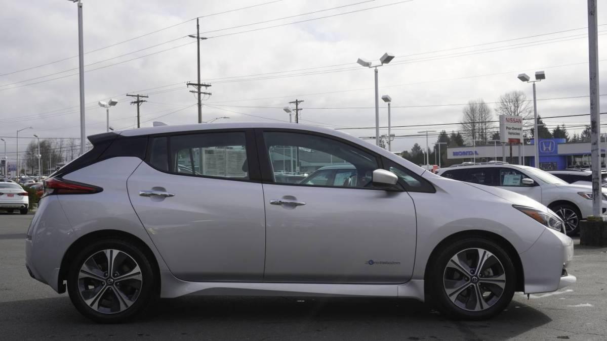 2019 Nissan LEAF 1N4AZ1CP4KC307283