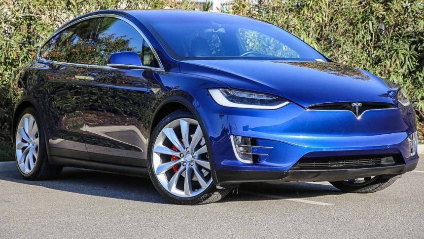 2016 Tesla Model X 5YJXCAE40GFF00021
