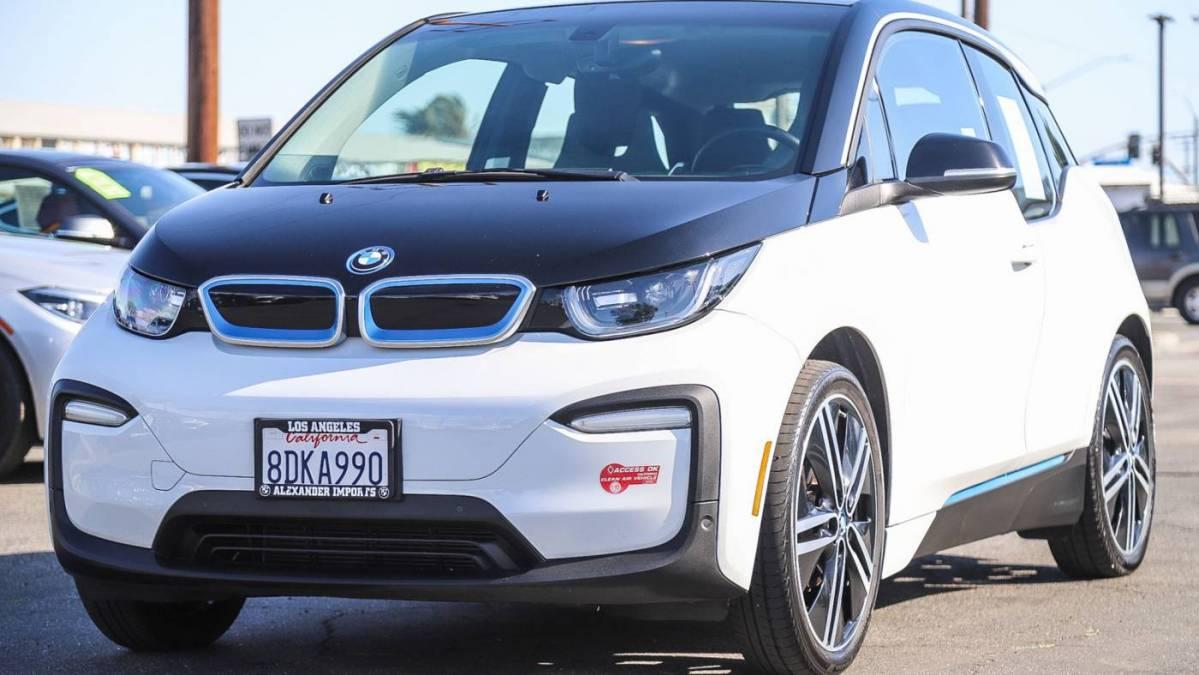 2018 BMW i3 WBY7Z4C5XJVD95698