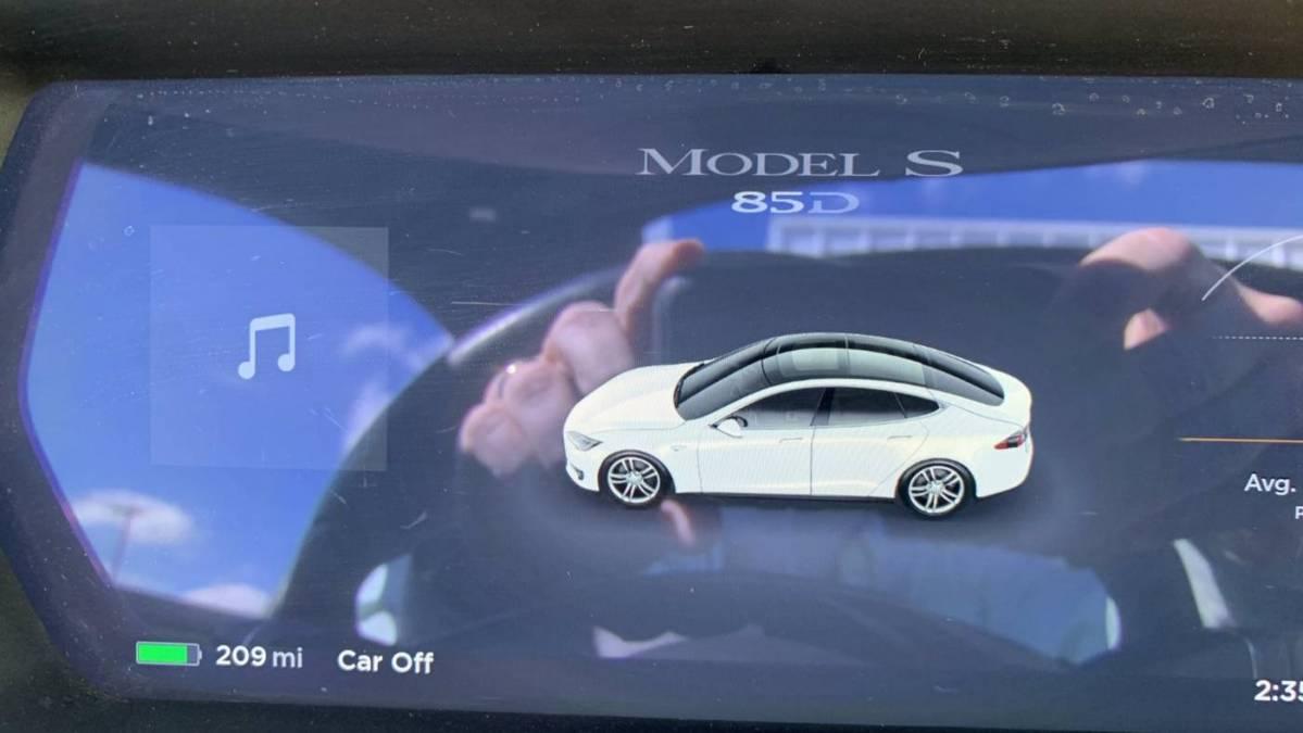 2016 Tesla Model S 5YJSA1E21GF125008