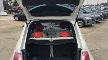 2015 Fiat 500e 3C3CFFGE8FT585796