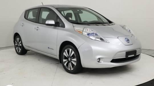 2015 Nissan LEAF 1N4AZ0CP6FC315577