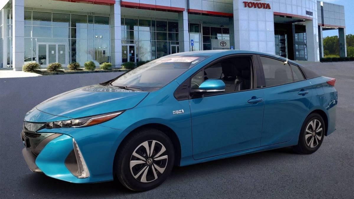 2018 Toyota Prius Prime JTDKARFP7J3089385