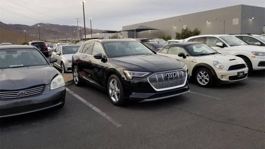 2019 Audi e-tron WA1LAAGE9KB024509