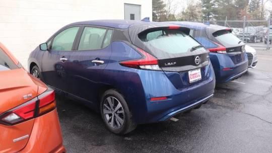 2020 Nissan LEAF 1N4BZ1BP6LC308376