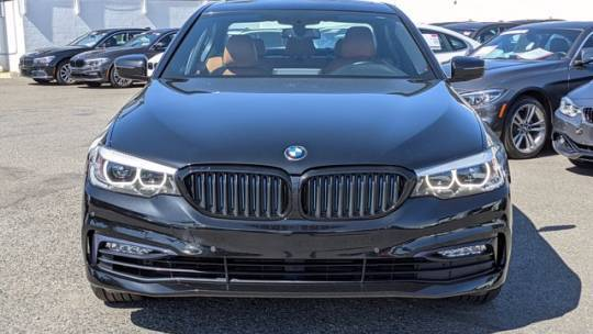 2018 BMW 5 Series WBAJB1C5XJG624129