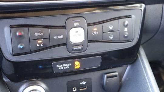 2018 Nissan LEAF 1N4AZ1CPXJC301860