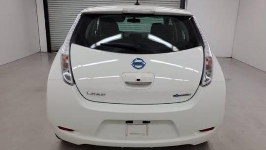 2017 Nissan LEAF 1N4BZ0CP3HC300199