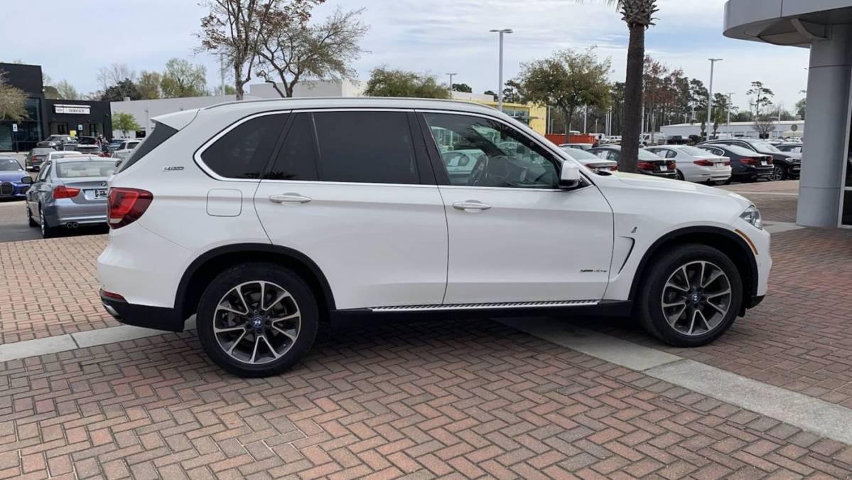 2018 BMW X5 xDrive40e 5UXKT0C55J0W00584