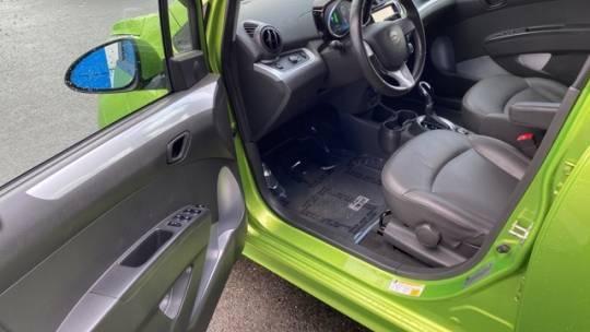 2015 Chevrolet Spark KL8CL6S05FC726277