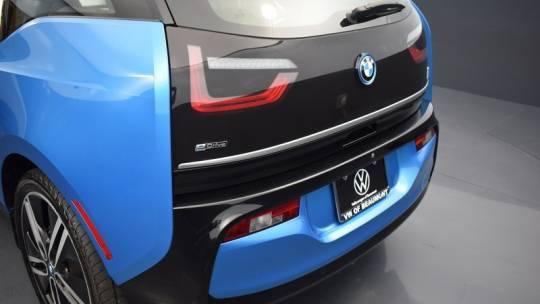 2018 BMW i3 WBY7Z2C51JVB88492