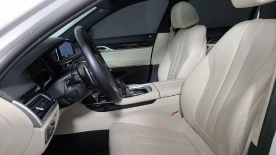 2018 BMW 7 Series WBA7J2C51JG938528