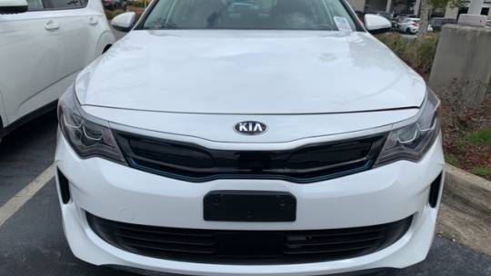 2018 Kia Optima KNAGV4LD0J5025956