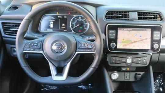 2020 Nissan LEAF 1N4AZ1CP8LC304209