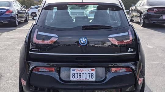 2018 BMW i3 WBY7Z4C58JVD95568
