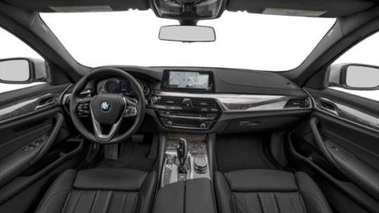 2018 BMW 5 Series WBAJB1C51JG624293