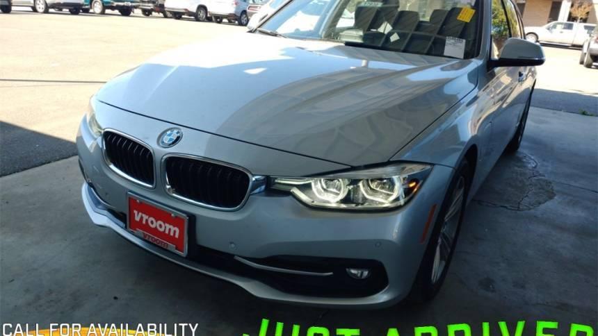 2016 BMW 3 Series WBA8E1C55GK479741