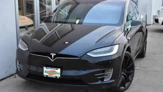 2016 Tesla Model X 5YJXCBE40GF027191